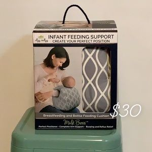 Itzy Ritzy Infant Feeding Support